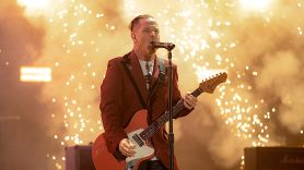 Corey Taylor at The Forum review
