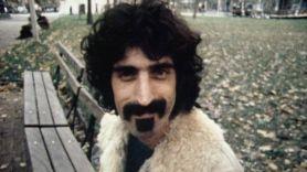 Frank Zappa, photo by Roelof Kiers