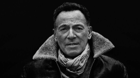 Billboard Bruce springsteen first artist six decades top 5 album letter to you