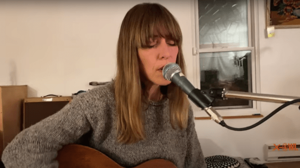 Feist cover cat stevens trouble watch stream wisconsin voters justin vernon eaux claires