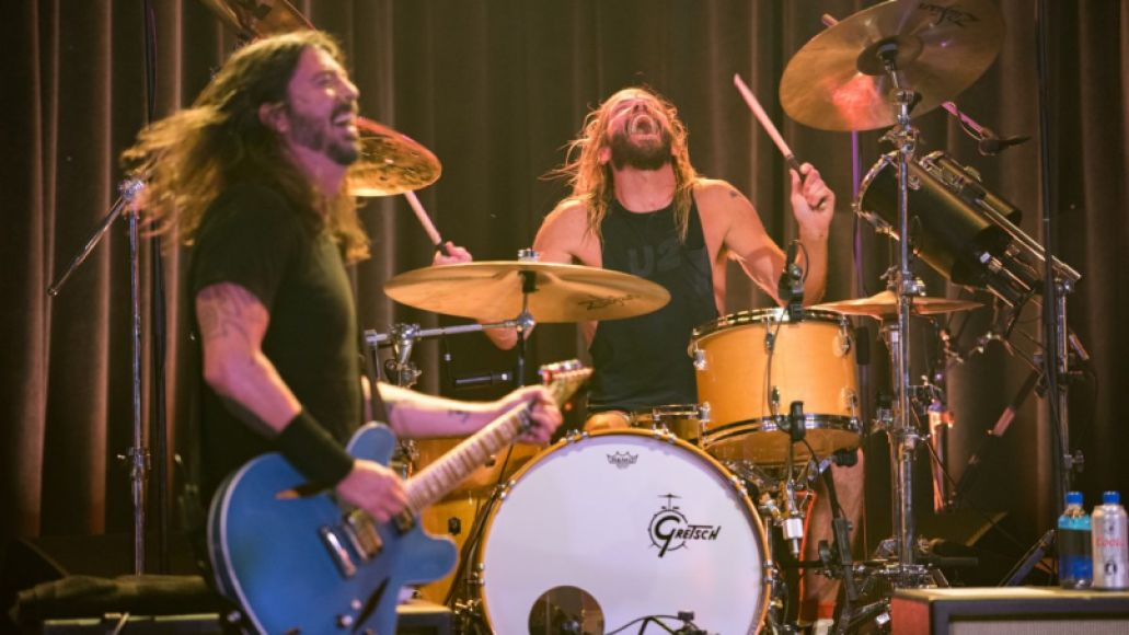 Foo Fighters, Photo by Andrew Stuart