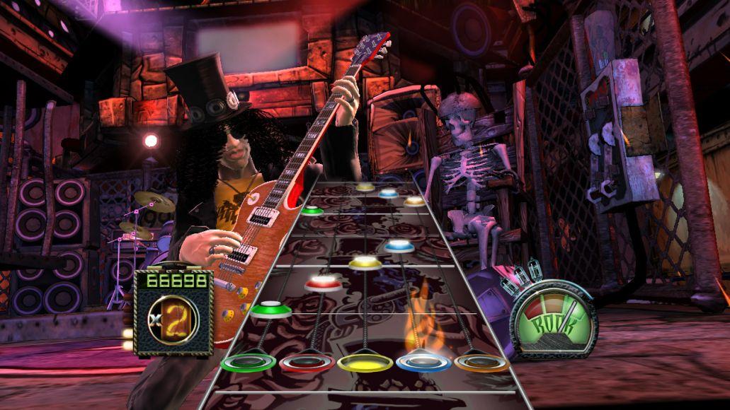 Guitar Hero Slash