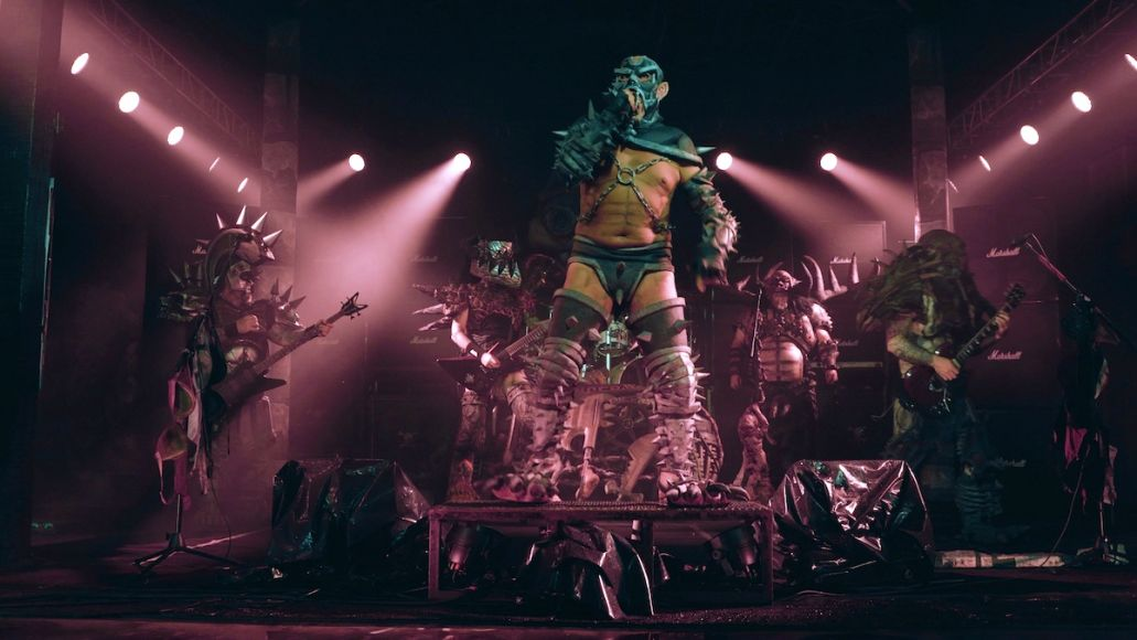 Gwar 4 GWARs Livestream Concert Turns Scumdogs of the Universe into a Virtual Bloodbath: Review