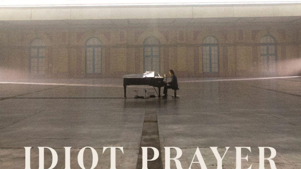 Idiot Prayer by Nick Cave album artwork cover art