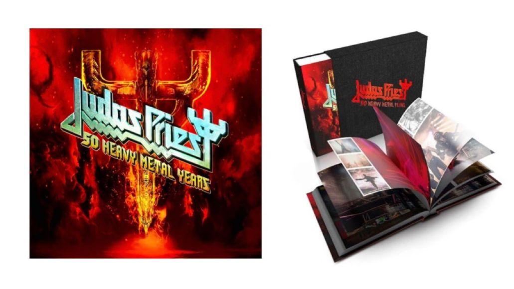 Judas Priest 50 Heavy Metal Years 1 Heavy Metal 2020 Holiday Gift Guide