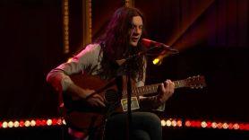 Kurt Vile Speed of the Sound of Loneliness live John Prine cover, screengrab via NBC