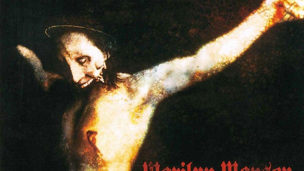 Marilyn Manson Holy Wood