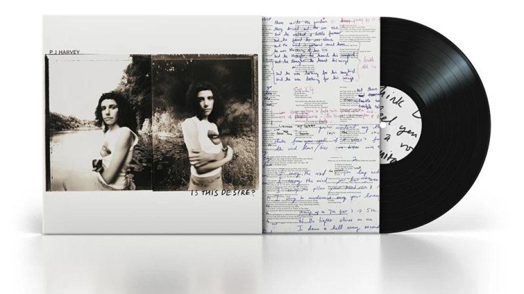 PJ Harvey Is This Desire? Vinyl Reissue