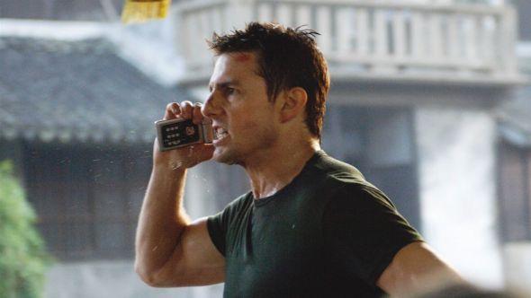 Tom Cruise, photo via Mission: Impossible