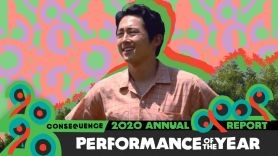 Performance of the Year Steven Yeun