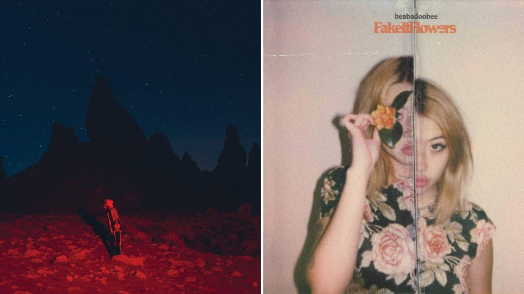 phoebe bridgers beabadoobee albums fake it flowers punisher