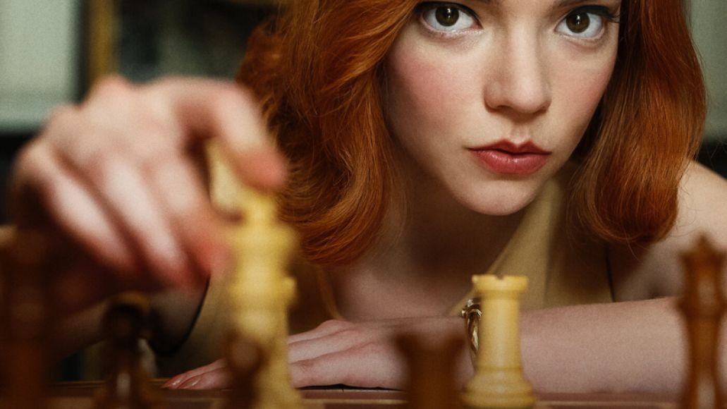 queens gambit feat Anya Taylor Joy on Whats Shes Streaming, Breaking Netflix, and Why She Loves Weirder Characters