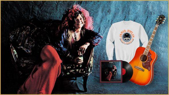 Janis Joplin Giveaway