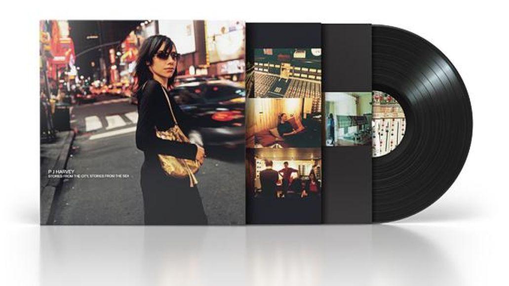 PJ Harvey's Stories From The City vinyl reissue