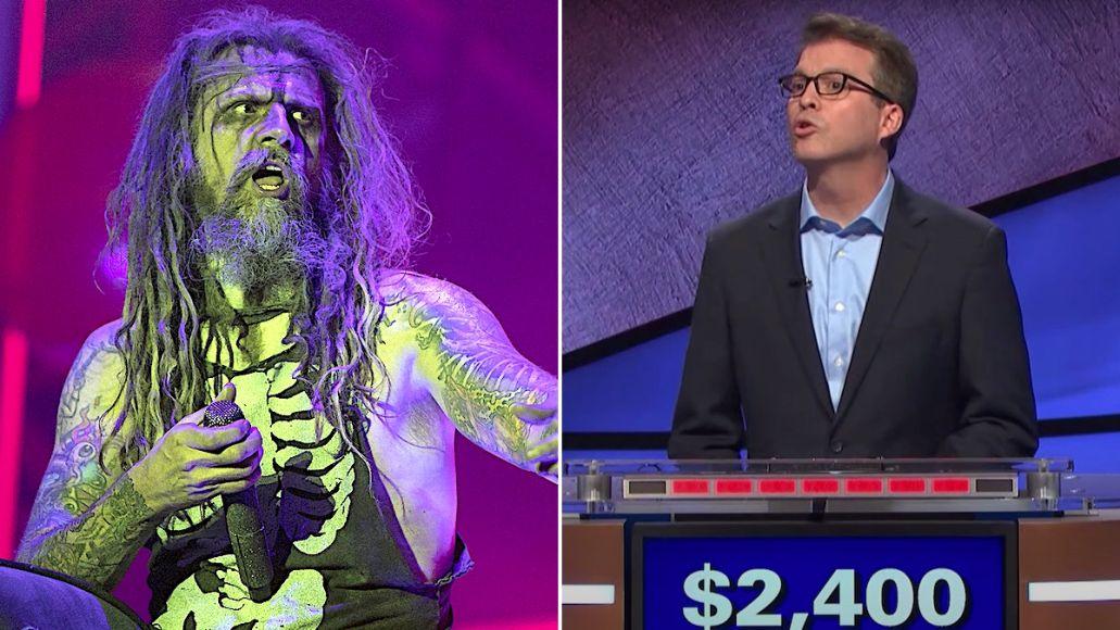 Rob Zombie a Clue on Jeopardy