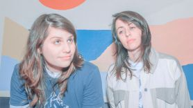 Alex Lahey and Gordi Dino's new song single stream music, photo by Nick Mck