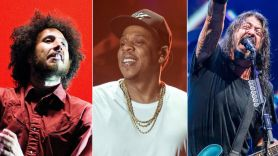 Rage Against the Machine, JAY-Z, and Foo Fighters among nominees for Rock & Roll Hall of Fame's 2021 nominees