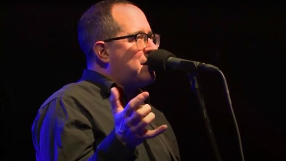 Hold Steady on Late Night