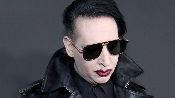 Marilyn Manson, photo via Getty