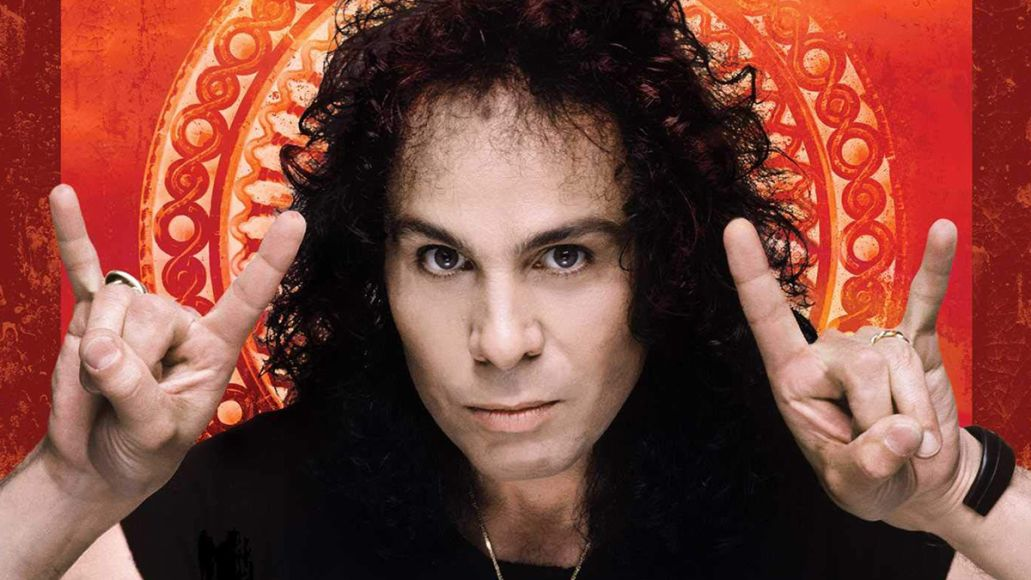 Ronnie James Dio Autobiography Announced