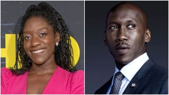 Stacy Osei-Kuffour / and Mahershala Ali