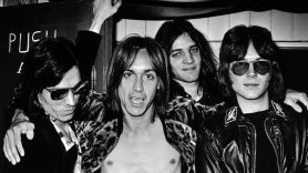The Stooges, photo by Mick Rock