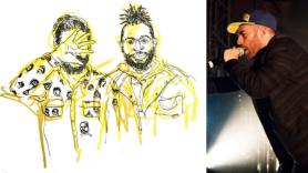 armand hammer alchemist haram new album collaboration earl sweatshirt billy woods elucid