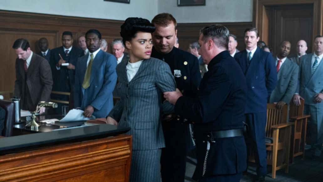 billie holiday hulu 2 1 Andra Day Brings the High Notes to The United States vs. Billie Holiday: Review