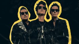green day here comes the shock nhl outdoors lake tahoe game new song stream