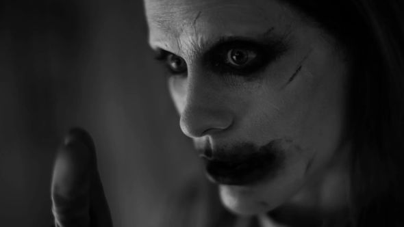 zack snyder justice league joker reveal first look