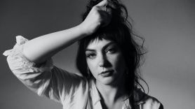 Angel Olsen box set Song of the Lark and Other Far Memories vinyl stream, photo by Kylie Coutts