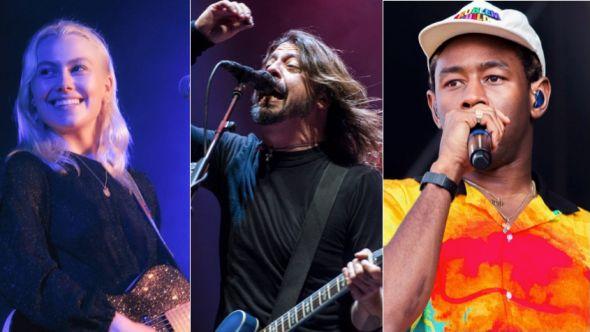 Bonnaroo 2021 lineup Phoebe Foo Fighters Tyler