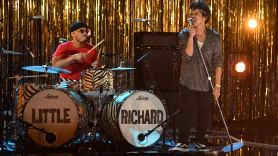 Bruno Mars and Anderson Paak Little Richard
