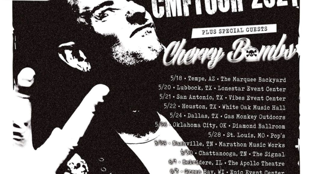 Corey Taylor CMFTOUR Admat LO Corey Taylor Announces Socially Distanced COVID 19 Safe Spring 2021 US Tour