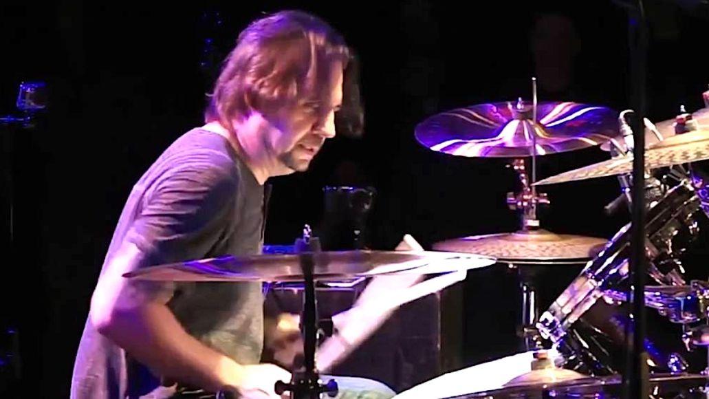 Dave Lombardo Slayer drum kits stolen