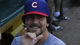 Eddie Vedder, photo via Getty