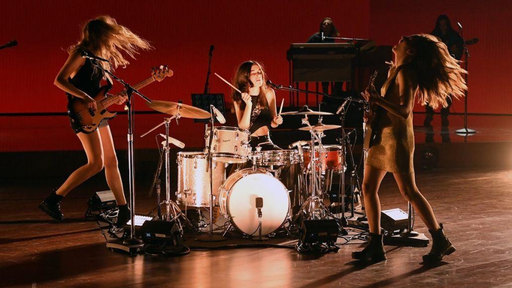 HAIM Grammys
