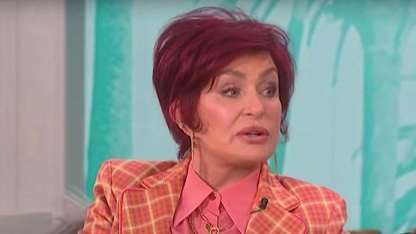 Sharon Osbourne The Talk hiatus