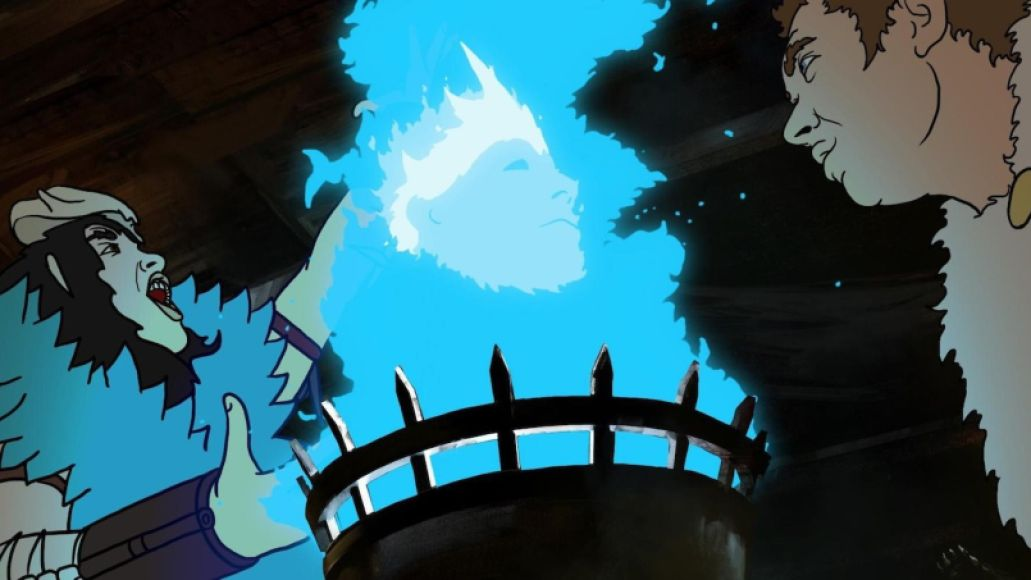 The Spine of Night Is a Gory, Retro Throwback to Ralph Bakshi: SXSW Review