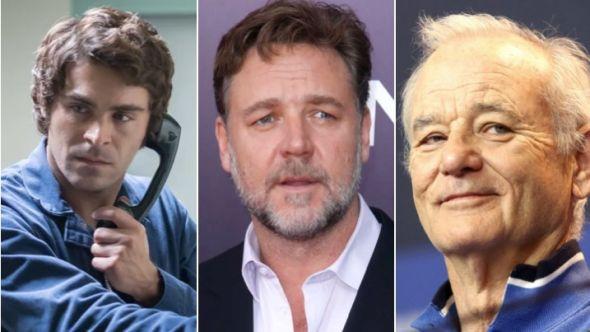 Zac Efron Russell Crowe Bill Murray