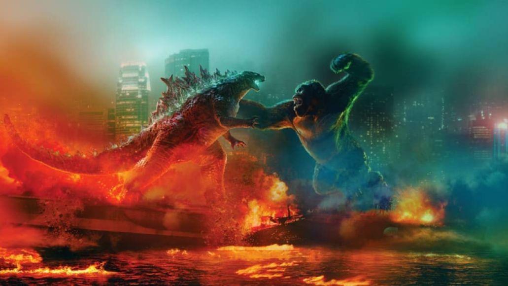 Godzilla vs. Kong Is Punch Drunk Fun: Review