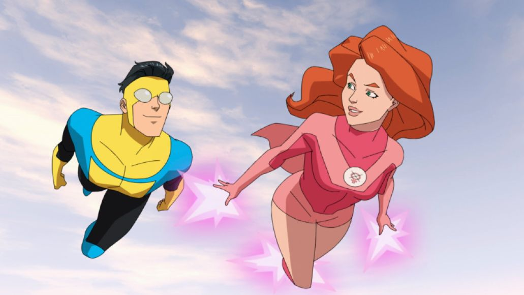 invincible 3 Robert Kirkmans Invincible Is More Than Just Another Superhero Cartoon: Review