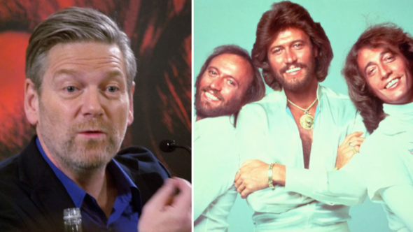 kenneth branagh bee gees biopic direct director