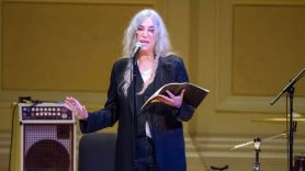 patti smith substack newsletter the reader is my notebook