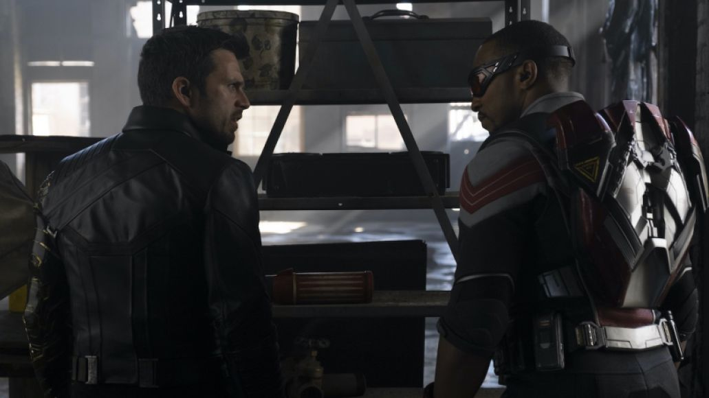 The Falcon and the Winter Soldier Stumbles Slightly on Takeoff: Review