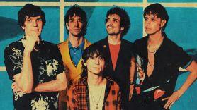 the strokes win 2021 grammys grammy award best rock album new abnormal speech watch