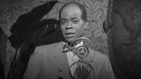 tracy morgan louis armstrong biopic