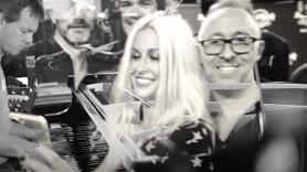 Alanis Morissette I Miss the Band stream new song music video, photo via YouTube