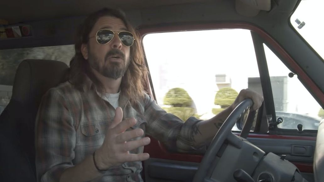 What Drives Us Dave Grohl
