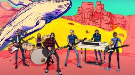 Foo Fighters Chasing Birds video